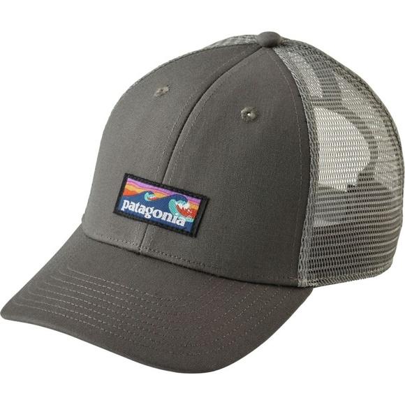 Patagonia Board Short Label LoPro Trucker Hat 513938e589a3